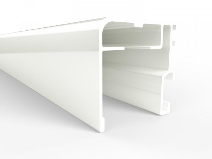 Dachfenster Plissee XL Längsprofil