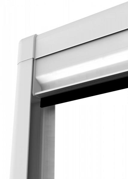 sonnenschutz dachfenster plissee master sun alurahmen 110 x 160 cm insektenstop. Black Bedroom Furniture Sets. Home Design Ideas