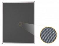 """Fliegengitter Gewebe """"Pollenschutz"""",  Meterware - schwarz - 100/150/200 cm"""