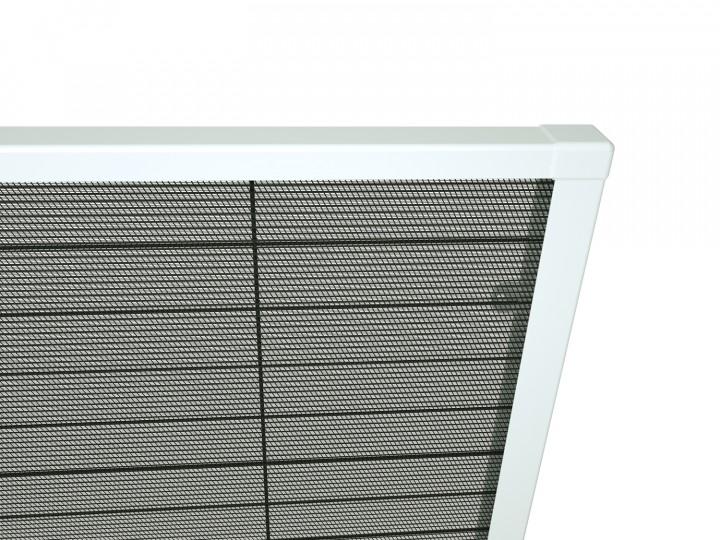 Dachfenster Plissee XL Eckverbindung