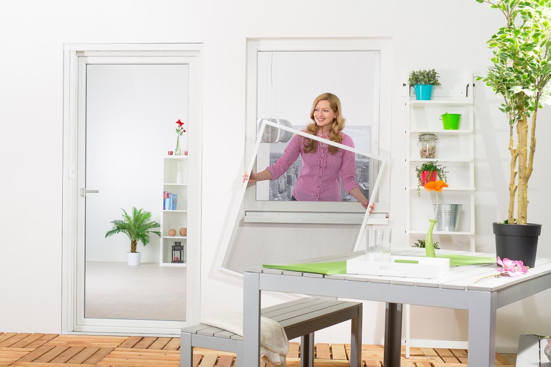 rabatt hausschutz insektenschutz fenster spannrahmen. Black Bedroom Furniture Sets. Home Design Ideas