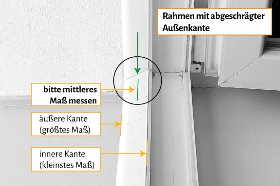 wie messe ich fenster und t ren richtig hilfe vom profi insektenstop. Black Bedroom Furniture Sets. Home Design Ideas