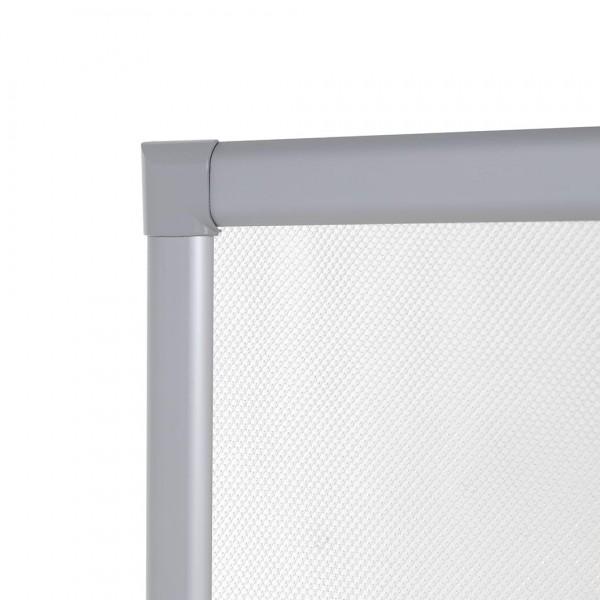 """Lichtschachtabdeckung """"PROFI"""", Alurahmen - 80 x 150 cm"""
