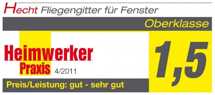 Fliegengitter Fenster Master Logo Heimwerker Praxis