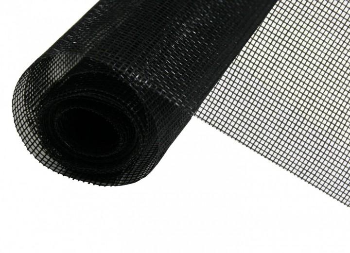 Gewebe Fiberglas schwarz