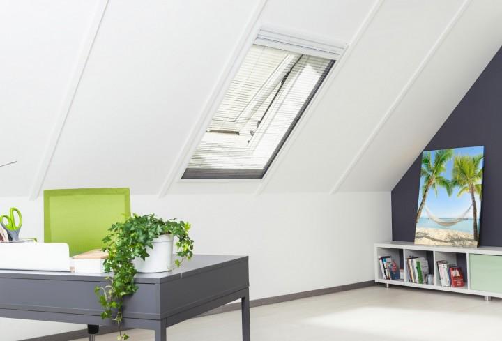 Sonnenschutz Insektenschutz Dachfenster Insektenschutz geschlossen