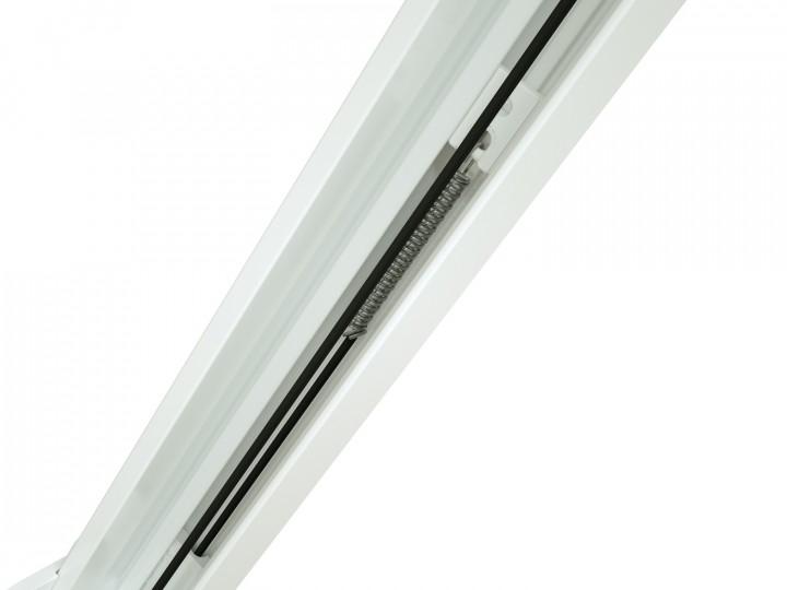 Dachfenster Plissee XL Schnurspannung