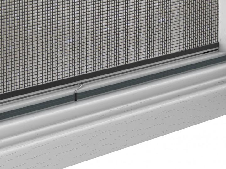 Fliegengitter Fenster Basic Klemmfedern