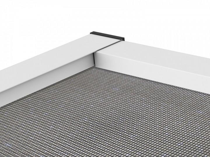 Fliegengitter Fenster Master-XL Schnittkanten Ueber
