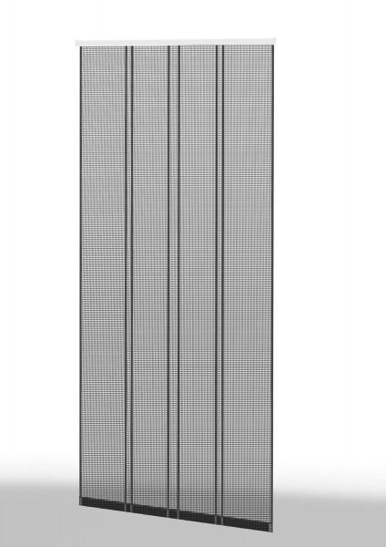 Klemm-Lamellenvorhang COMFORT Freisteller
