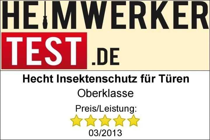 Fliegengittertür Master slim XL Heimwerker Praxis Logo