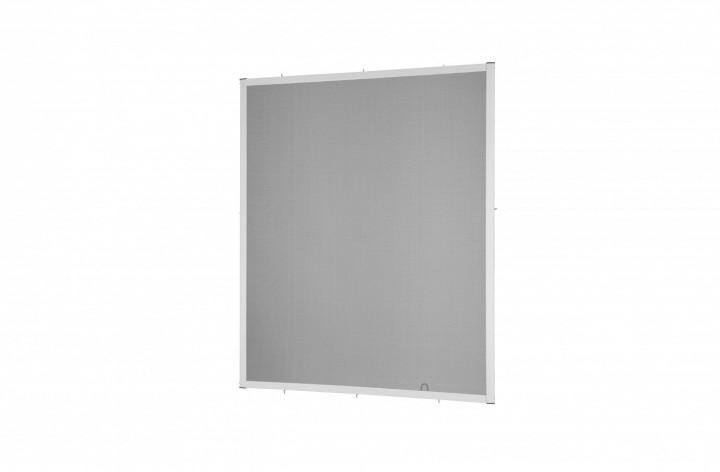 Fliegengitter Fenster Master slim Produktbild weiß