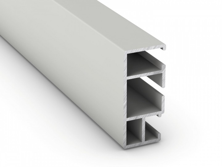 Fliegengitter Fenster Master-XL Profil Weiss