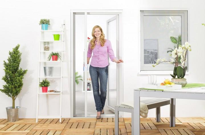 Insektenschutzrollo Tür Smart Ambiente