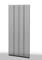 "Klemm-Lamellenvorhang ""COMFORT"" - 100 x 220 cm"