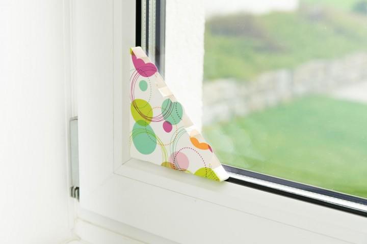 Fenster Fliegenfalle am Fenster Design 1
